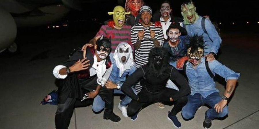 Terkait Pesta Halloween di Madrid, Barcelona Minta Maaf