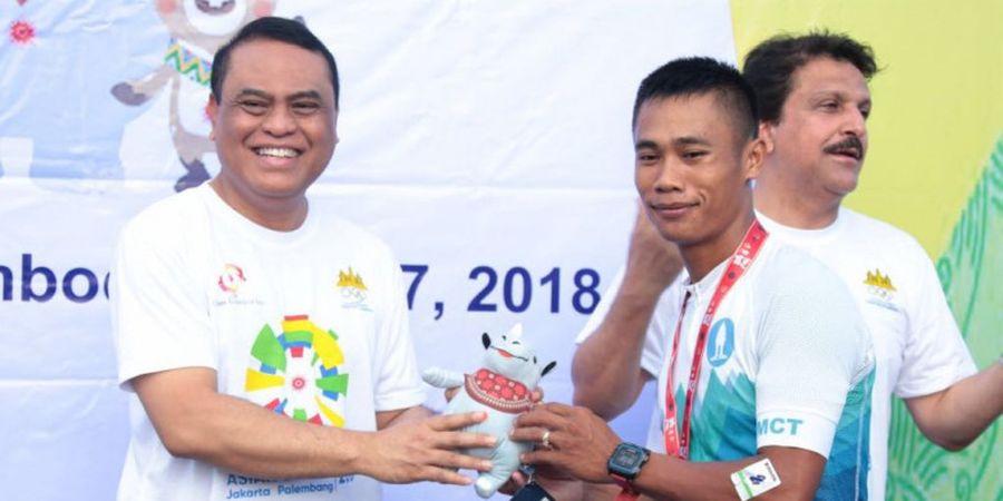 CdM Tinjau Jakabaring Sport City Palembang