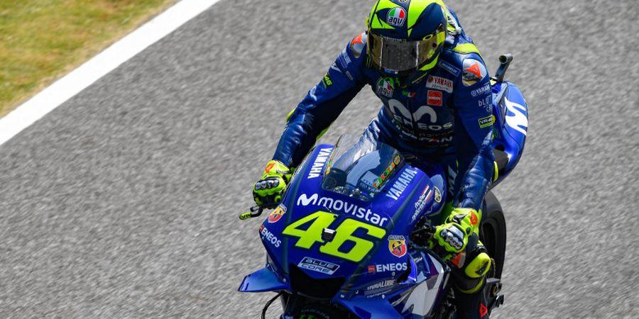Faktor Usia Dinilai sebagai Penentu Hasil Valentino Rossi pada GP Australia
