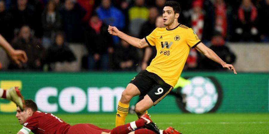 Wolves Vs Liverpool - Bermain Tanpa Bek Tengah, The Reds Tertinggal di Babak Pertama