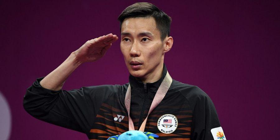 Lee Chong Wei Kian Percaya Diri Setelah Raih Emas Commonwealth Games 2018