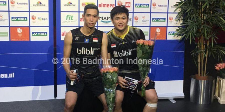 Denmark Open 2018 - Indonesia Kehilangan 1 Wakil Usai Wahyu/Ade Tersingkir