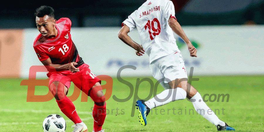 Tekad Irfan Jaya di Piala Presiden demi Dipanggil Timnas Indonesia