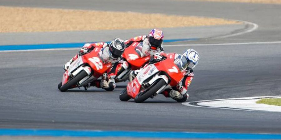 Review Aksi Mario Aji pada Asia Talent Cup Qatar