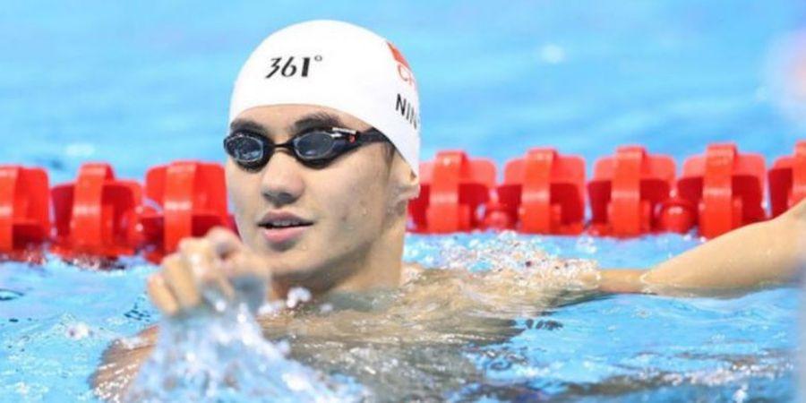 6 Atlet Cowok Cina Olahraga Renang Ini Keren dan Berprestasi. Cocok Jadi Idola!