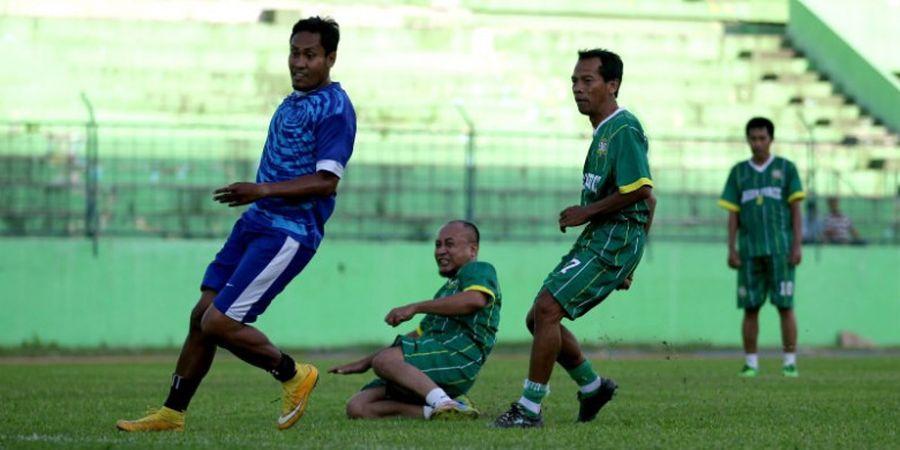 Persebaya Legends Menyerah di Malang Setelah Dikeroyok Eks Pemain Persema dan Arema