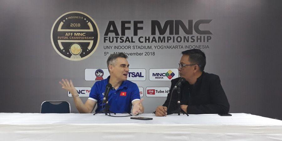 Lawan Kedua Timnas Indonesia pada Piala AFF Futsal 2019 Pesta Gol