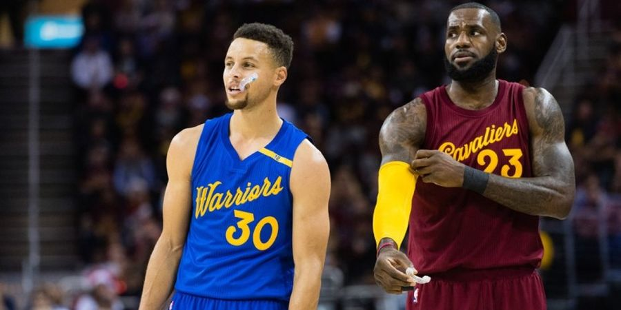 James-Irving dan Durant-Curry Pimpin Voting NBA All-Star 2017