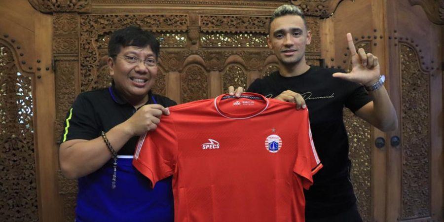 Rekap Sementara Transfer Liga 1 - Persija Resmikan Playmaker Eks Klub Malaysia, Baru 4 Tim Umumkan Pemain Asing Baru