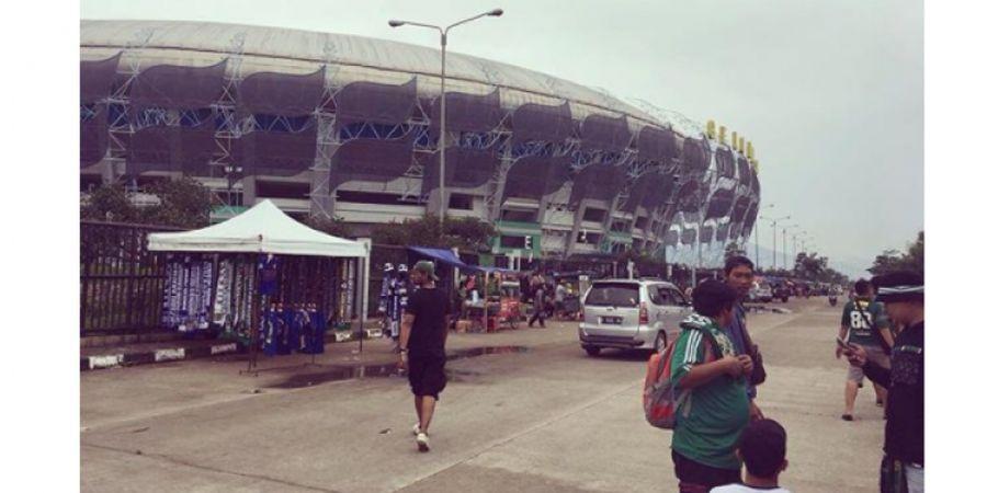Stadion GBLA Dilarang Jadi Venue Laga Piala Presiden 2018