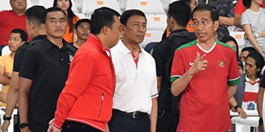 Piala Presiden 2019 Digelar di 5 Kota, Tidak Keluar Pulau Jawa