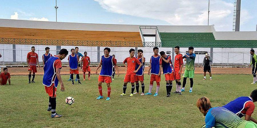 Pelatih Kepala Belum Ada, Martapura FC Terus Bersiap untuk Sambut Liga 2