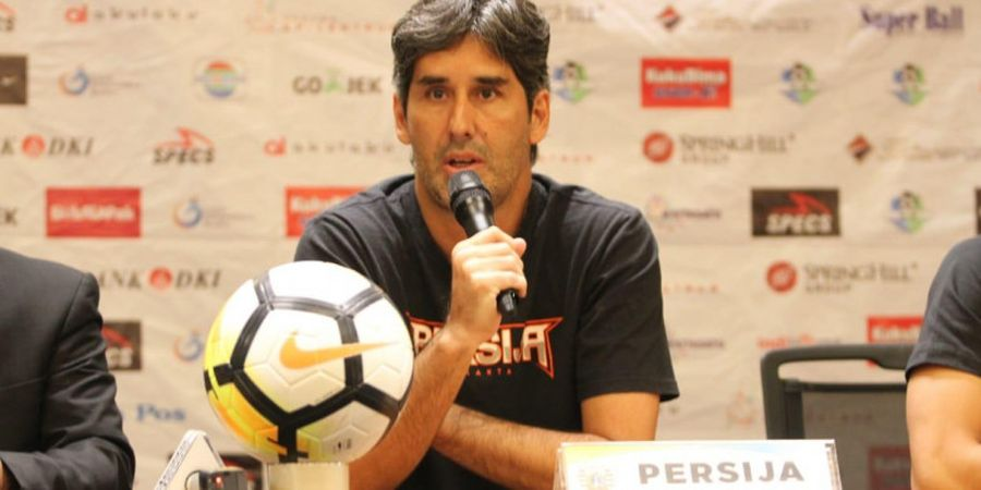 Pelatih Persija Siap Tunaikan Janji Bantu Bersih-bersih SUGBK