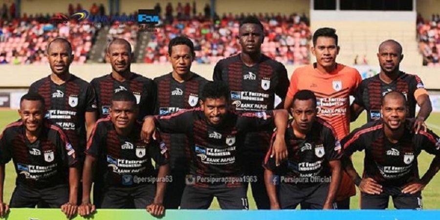 Persipura Belum Tentukan Pelatih Baru Jelang Lanjutan Piala Indonesia 2018