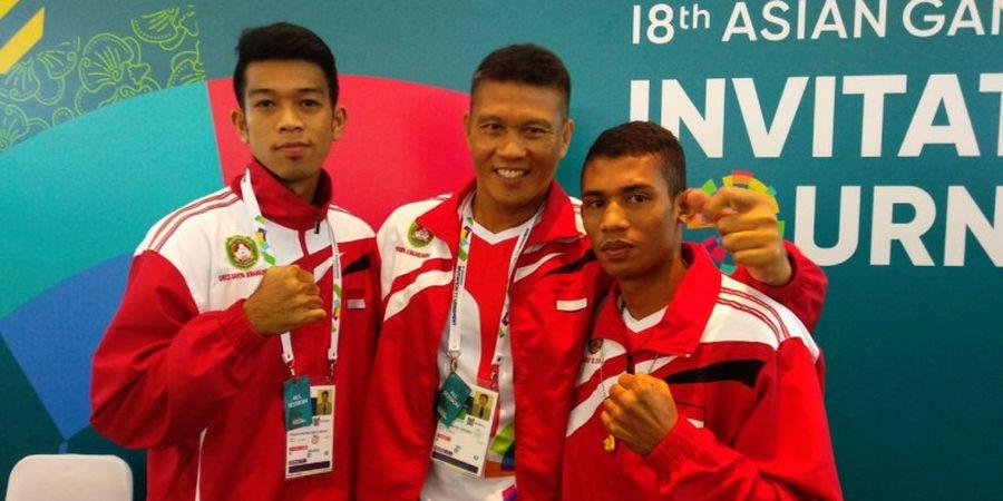 Petinju Indonesia Layangkan Kritikan tentang Test Event Asian Games 2018