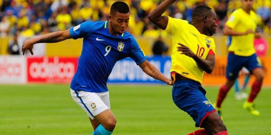 Ini Rapor Mengilap Pemain Baru Man City Kontra Ekuador