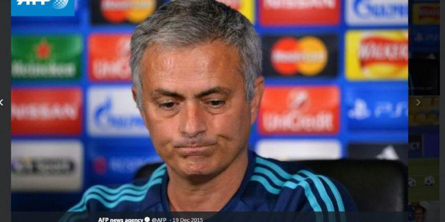 Makan Siang yang Akan Tentukan Nasib Jose Mourinho Selanjutnya