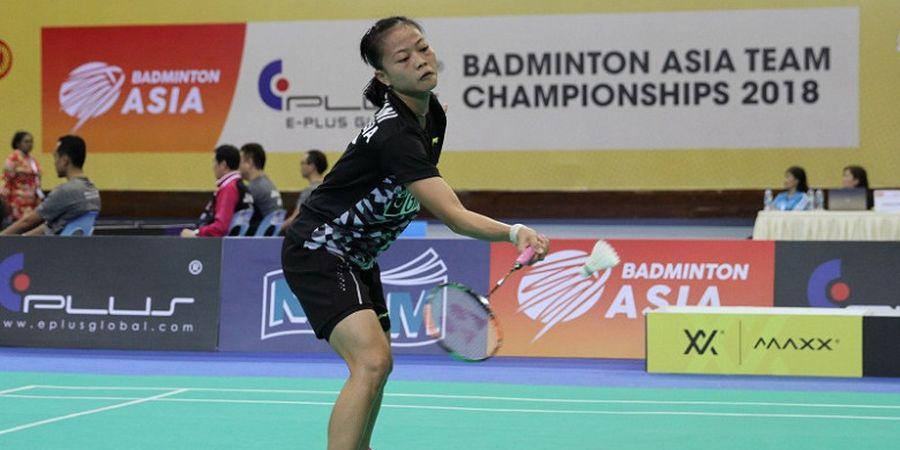 Chen Yufei Terkejut dengan Performa Fitriani