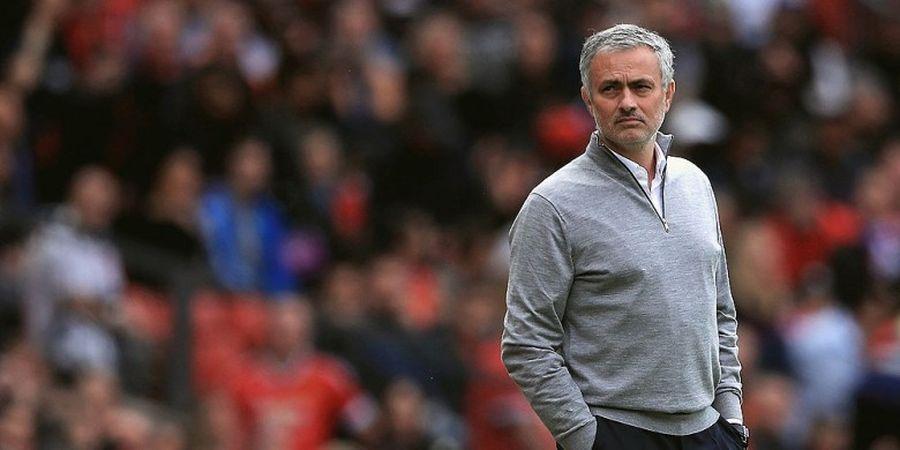Jose Mourinho Sebut Gol Pertama Lukaku bagi Man United Tidak Penting
