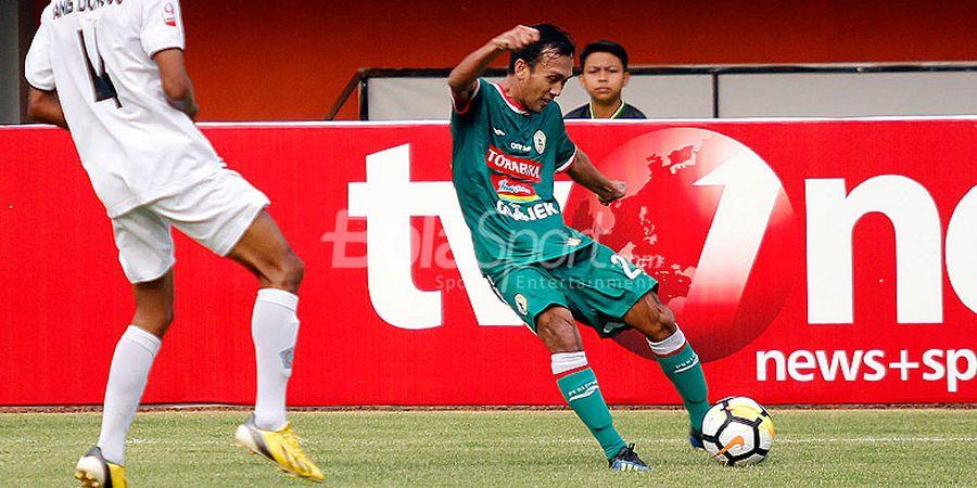 Pemain Terbaik Liga 2 2018 Berhasrat Bela Timnas Indonesia
