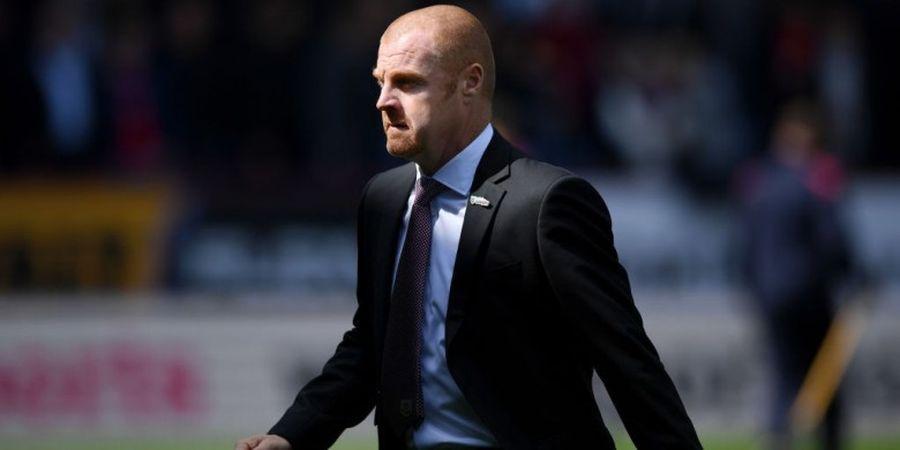 Manajer Burnley Sebut Man United Menang Berkat Dua Gol Jelek