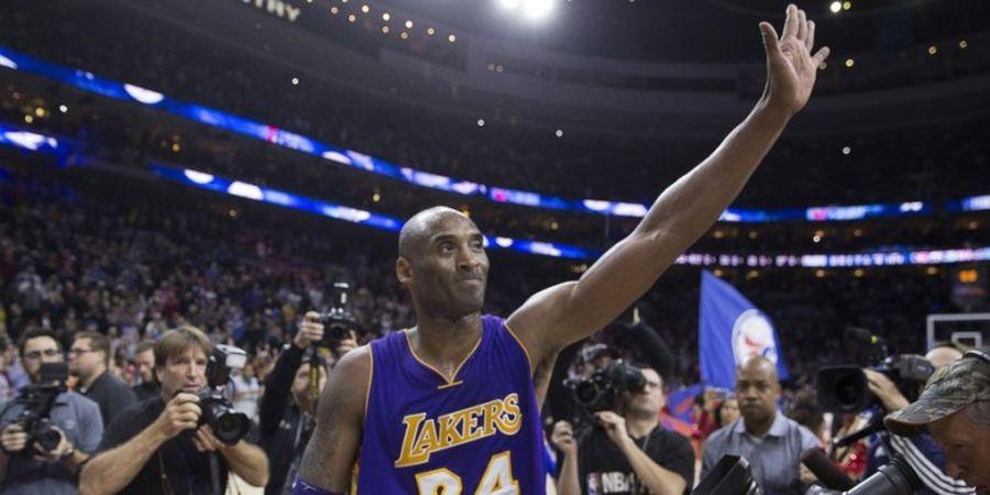 Kobe Bryant 18 Kali Terpilih Masuk Skuat NBA All-Star