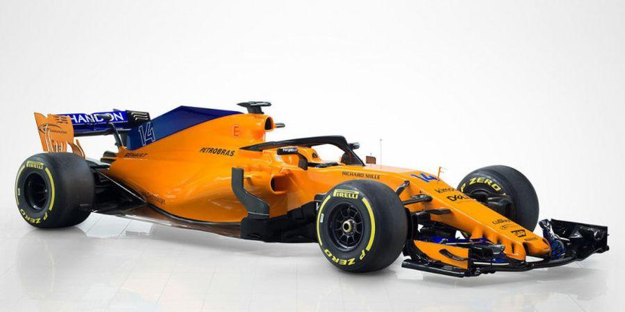 Alasan Tim McLaren Kembali ke Warna Lama untuk Hadapi F1 2018