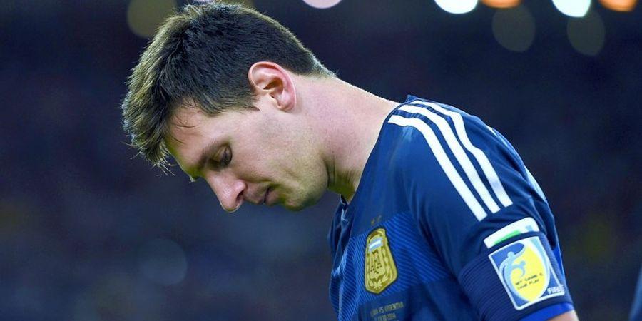 Messi Divonis 21 Bulan Penjara