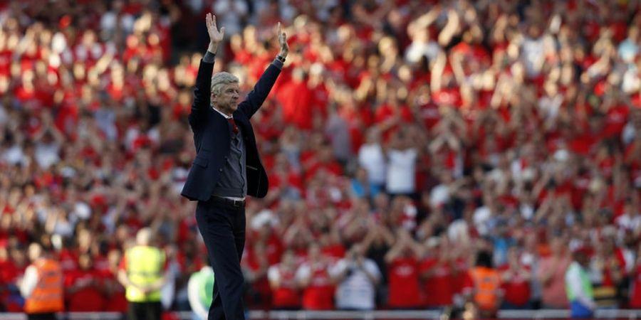 Arsene Wenger Kembali Tangani Tim Liga Jepang?