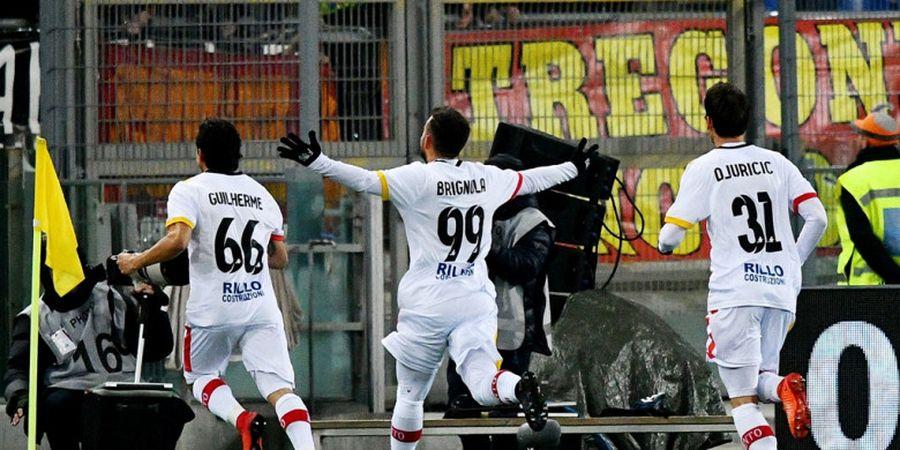 AS Roma Vs Benevento - Tuan Rumah Tertahan Akibat Gol Cepat