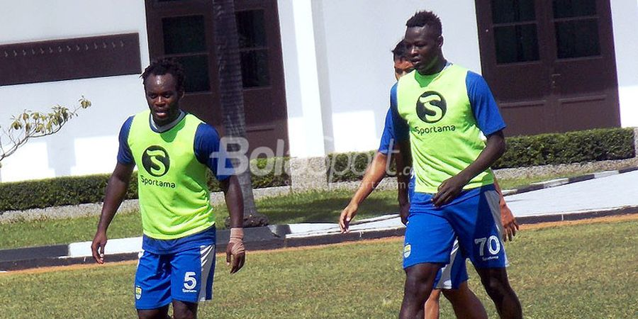 Mantan Pemain Persib Dapatkan Pesan dari Konfederasi Sepak Bola Afrika