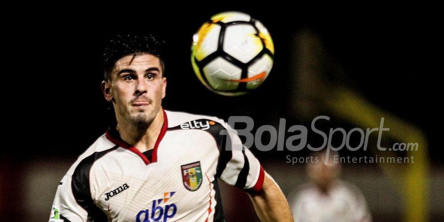 Dari Sylvano Comvalius hingga Fernando Rodriguez, 6 Jebolan Liga 1 Bakal Main di Liga Super Malaysia 2019