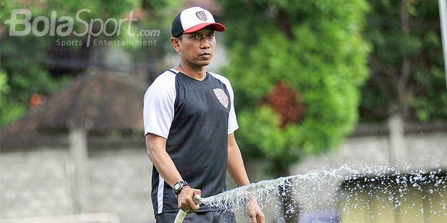 Widodo Cahyono Putro Soroti Kekompakan Anak Asuhnya di Bali United