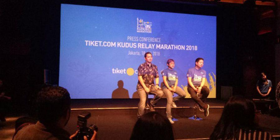 Legenda Bulu Tangkis Indonesia Akan Ikut Lari Maraton di Kudus