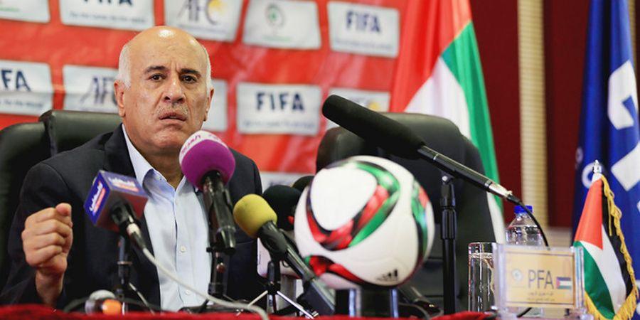 Kena Sanksi 'Karena' Messi, Presiden Federasi Sepak Bola Palestina Siap Melawan Keputusan FIFA