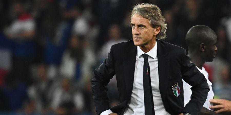 Tuntutan Lebih Roberto Mancini untuk Para Pemain Timnas Italia