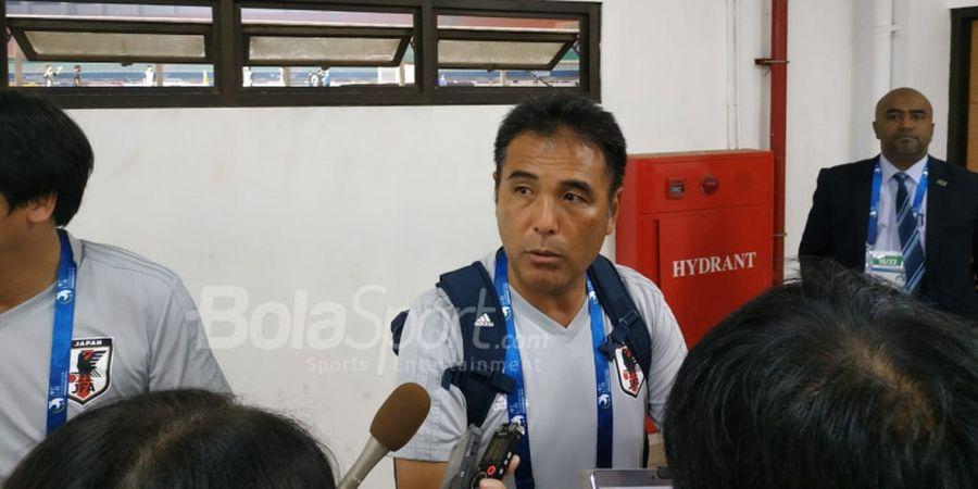 Ditanya soal Minat Berkarier di Indonesia, Apa Jawaban Pelatih Timnas U-19 Jepang?