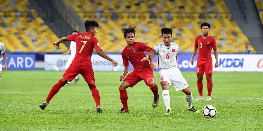 Link Live Streaming Timnas U-16 Indonesia Vs India, Demi Tiket Piala Dunia