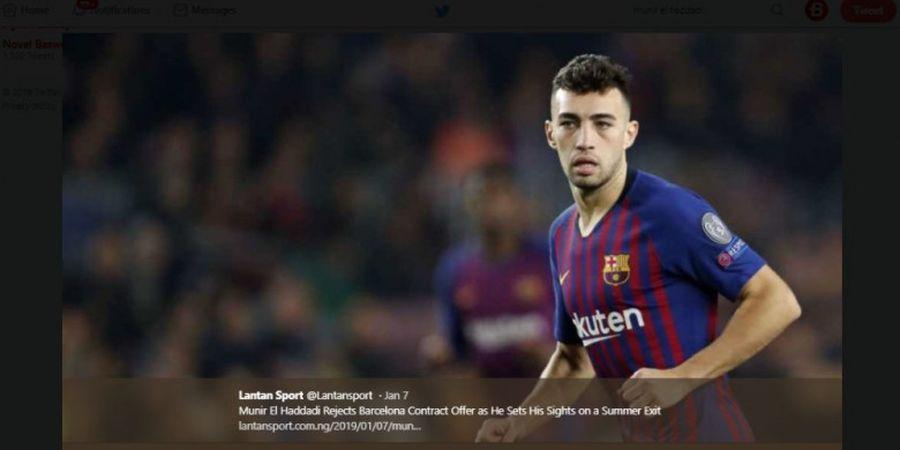 Striker Jebolan La Masia Dipinggirkan, Ini 7 Pemain Lain yang Terbuang dari Barcelona