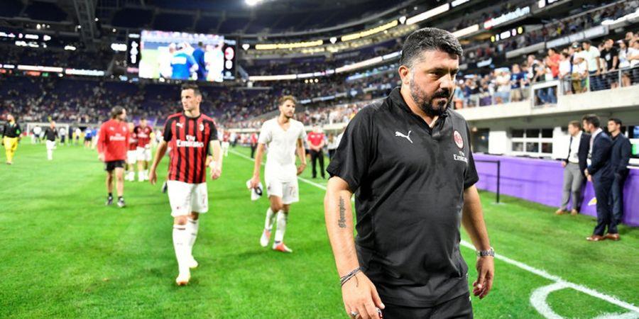 Menang Tipis Kontra Barcelona, Pelatih AC Milan Justru Sebut Penurunan Performa