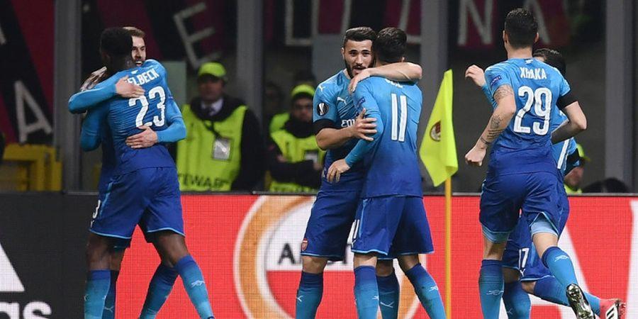AC Milan Vs Arsenal - Sang Penakluk Pertama San Siro dalam 16 Tahun