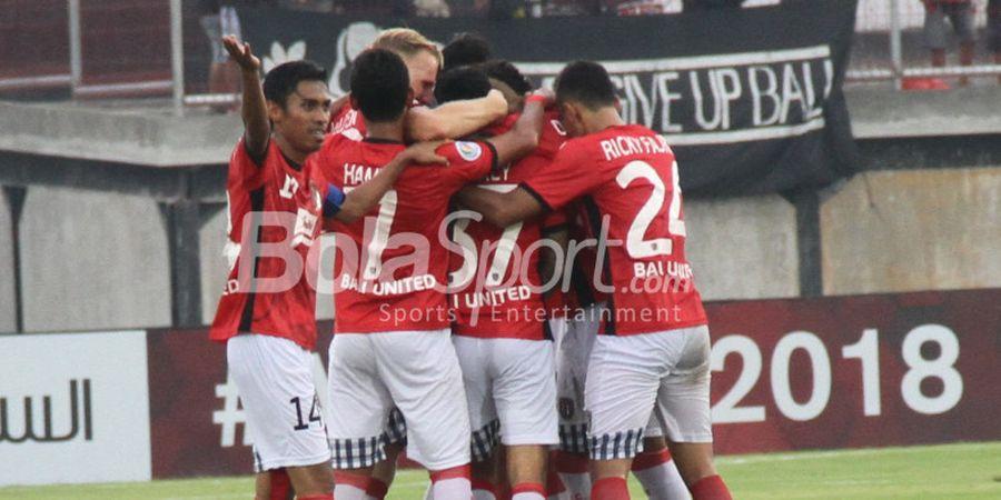 Bali United Adakan Persaingan Bebas untuk Merebut Posisi di Skuat Utama Serdadu Tridatu
