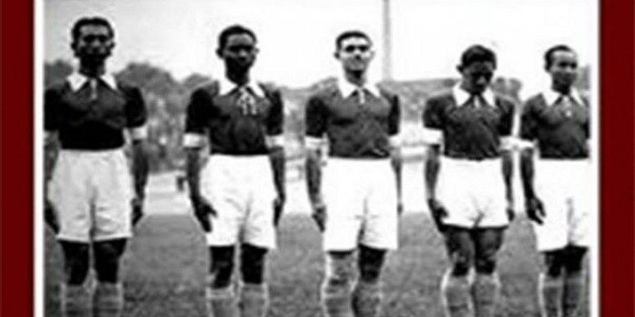 5 Fakta Unik yang Terjadi dalam Laga Bersejarah Indonesia di Piala Dunia