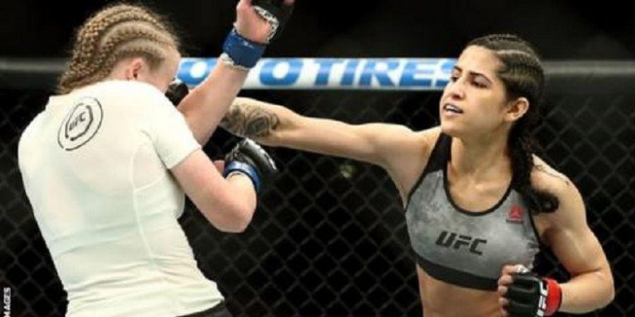 Waduh! Petarung Putri UFC ini Hajar Pencuri Telepon Genggamnya