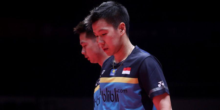 Djarum Superliga Badminton 2019 - Cerita Marcus yang Namai Putranya Sama Persis