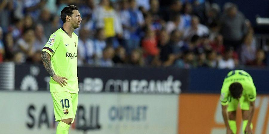 Barcelona dan Real Madrid Kompak Panen Kekalahan pada Hari yang Sama
