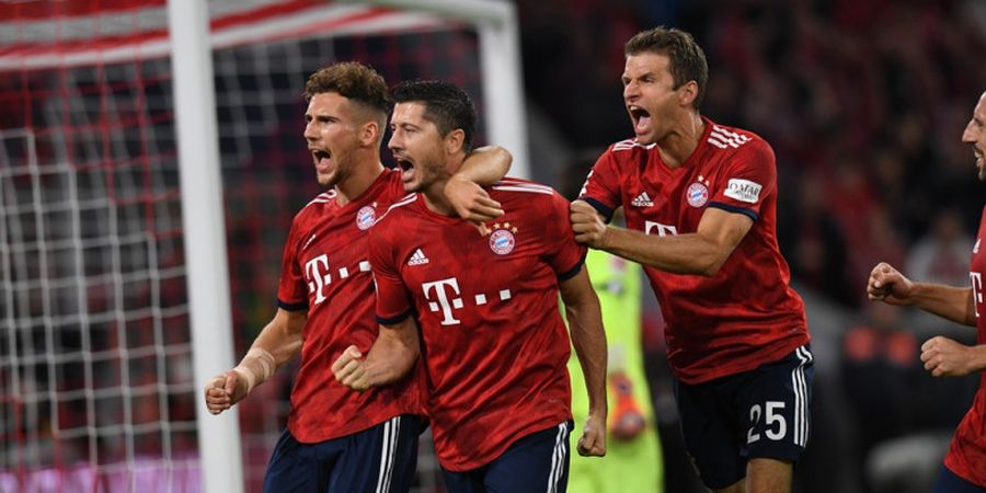Bayern Muenchen Berpeluang Juara Bundesliga, Leon Goretzka Bersemangat
