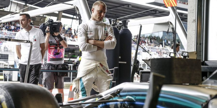 Hasil Kualifikasi F1 GP Austria 2018 - Valtteri Bottas Sukses Catat Pole Position di Red Bull Ring