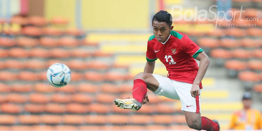 Indonesia Vs Kamboja - Akankah Gol Febri Hariyadi Masuk ke Dalam FIFA Puskas Award seperti Cristiano Ronaldo Tahun 2009?