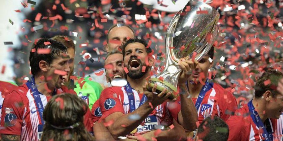 5 Hal yang Bisa Diambil dari Kemenangan Atletico Madrid atas El Real